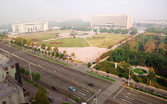 淄博新城区新村路道路必威betway